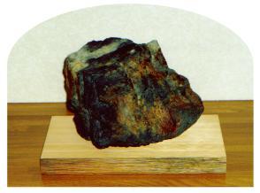 シリカブラック原石